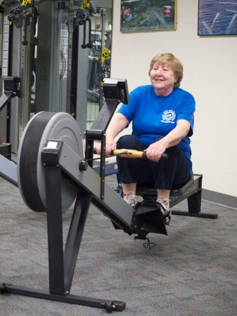 Learn the proper use of exercise equipment and follow a customized, monitored fitness routine.