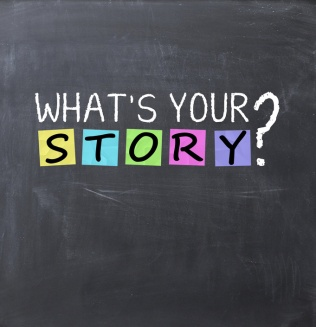 What is your story question on a blackboard