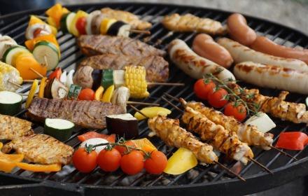 food bbq grill